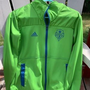 Seattle Sounders ZIP Up Jacket